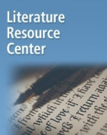 Literature Resource Center Image